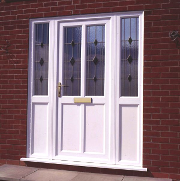 Upvc doors glasgow upvc door company glasgow for Door companies